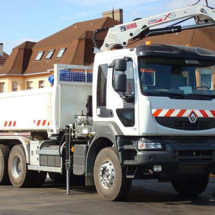 CAMION 20T GRUE
